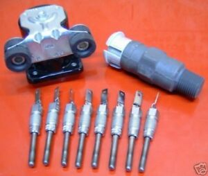 Glow Plug Controller And Relay Super Kit 6 2l Gm Diesel 82 84