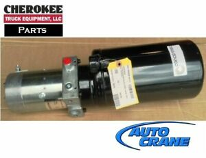 Auto Crane 320336000 Hydraulic Power Unit