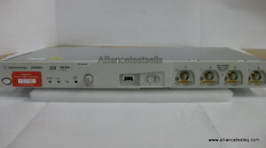Dso6054l Agilent Low Profile Oscilloscope 6 Month Warranty