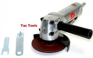 4 Air Angle Grinder Sander Cut Off Polisher Right Angle Grinder Pneumatic Tool