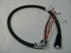 Waste Oil Heater Parts Lanair Burner Quick Disconnect Cord Assembly 8362