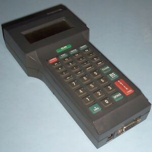 Intelligent Barcode Systems Handheld Scanner Ibs 800