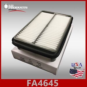 Fa4645 Air Filter Fits Toyota 4runner Tacoma Previa 2 4l 2 7l 4cyl