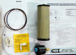 Hankison Refrigerated Air Dryer Maintenance Kit Hprmk5 With Auto Drain Element