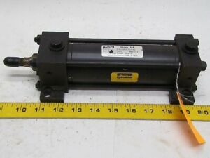 Parker 02 00 Ccmaus18c 5 000 Pneumatic Air Cylinder 2 bore 5 stroke Ma Series
