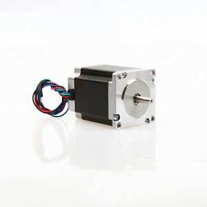 Nema23 Stepper Motor 3a 270 Oz in 23hs8430 2 Phase Free Ship To Us Ca Eu