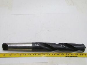 1 27 32 Morse Taper No 5 Mt Shank Drill Bit 17 3 4 Oal 098