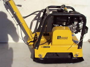 Packer Brother Reversible Plate Compactor Tamper Subaru Pb747