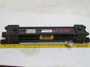 Parker 02 00 Cgp2hcts19mc 11 000 Hydraulic Cylinder 2 bore 11 Stroke 2h Series