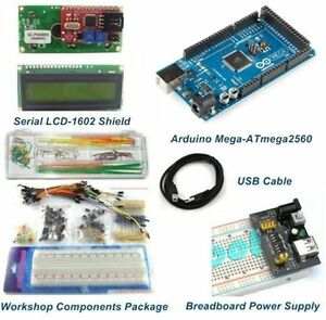 Mega2560 Starter Package Kits With Lcd Shield Module arduino Compatible