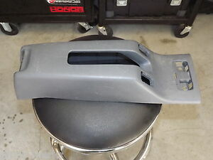 Oem 92 95 Usdm Jdm Honda Civic Eg6 Eg9 Ej1 Gray Center Ebrake Lower Console