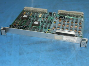 Kulicke Soffa I o Board N08001 4154 4112 W Serial Interface Card N08001 4135