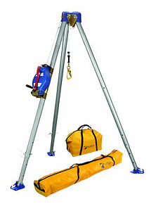 Falltech 7500 60 Confined Space Tripod Kit