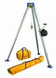 Falltech 7505 Confined Space Tripod Kit