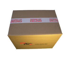 Packing List Enclosed Preprinted Packing Tape 2 Inch X 110 Yards 9 Rolls