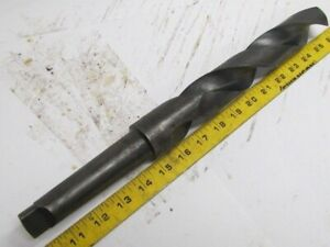 1 39 64 Morse Taper No 4 Mt Shank Drill Bit 16 1 4 Oal 548