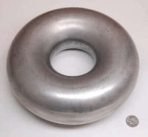 Mandrel Bend Donut 2 5 2 50 2 5in 2 50 2 50in Exhaust Intake Stainless Steel