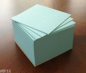 Note Paper Refill Cube Loose Sheets great For Your Paper Holder Blue