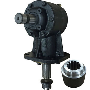 Rotary Cutter 45hp Gearbox Shear Bolt Input Shaft 250001 Free Shipping