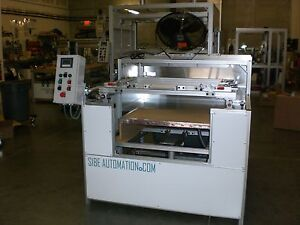 Sibe Automation Vacuum Forming Machine 24 X 36 Automatic Infrared Heaters New