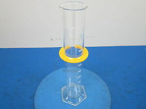 New Vwr Graduated Cylinders Class B 100ml 2000ml 89000 278
