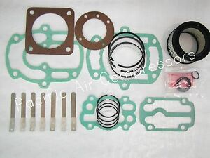 Ingersoll rand 71t2 Rebuild Tune Up Kit Parts Air Compressor 71t2 Type 30