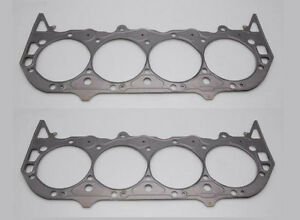 Cometic Head Gasket Chevy Big Block Bbc Ls2 Ls1 Ls6 396 427 454 502 4 630 2pcs