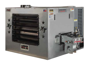 Waste Oil Heater furnace Lanair Mx250 Heater Only Free Ship W pump filter