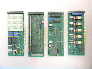 4 Keithley Series 500 Data Acquisition Modules Aom1 Aim7 Amm1 Dio1