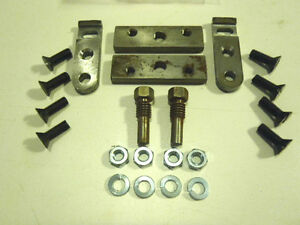 Ford Model A Roadster Coupe Trunk Boot Hinge Kit 1928 1931