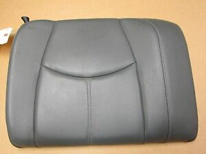 2005 Carrera S Rwd Porsche 911 05 Coupe 997 Gray Rear Passenger Seat Back 50 714