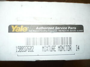 Forklift Mixture Monitor Fits Yale Hyster With Gm Engines And 02 Sensor