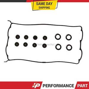 Valve Cover Gasket For Honda Prelude 2 2l Dohc H22a1 H22a4