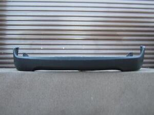 Hyundai Tucson Gls Limited Rear Lower Bumper Cover Oem 2011 2012