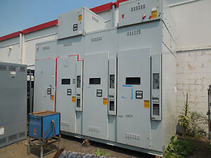 S c 15kv Outdoor Metal enclosed Back to back Switchgear Lineup Cd 627532