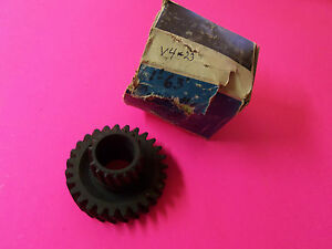 Nos Second Gear 61 62 63 Corvette 3 Speed Standard Saginaw Transmission V4 23 Fi