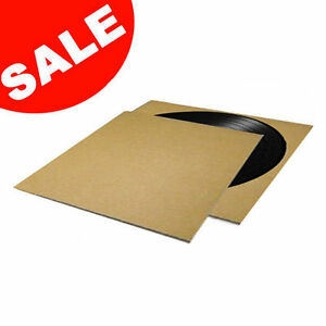 100 Lp Record Album Mailer Pad 12 25 X 12 25 New