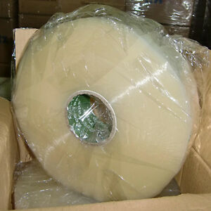 2 X 1000y Clear Machine Grade Box Carton Sealing Tape 6 Rolls