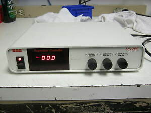 Bas Bioanalytical Systems Model Lc 22c Temperature Controller w2