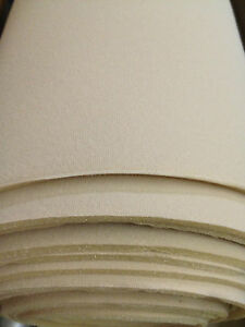Auto Headliner Upholstery Fabric With Foam Backing 120 X 60 Bisque