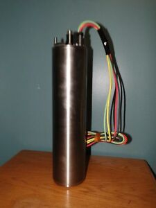 Goulds 3 4 Hp 75 Hp 1 Phase 4 Centripro Submersible Pump Motor 230v M07412