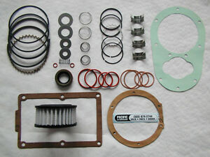 Industrial Air Coleman Sanborn Sc 46 Tune Up Rebuild Kit Air Compressor Parts