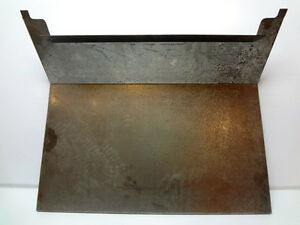 Ford Model A Steel Front Floor For 4 Recessed Firewall 30 31 1930 1931