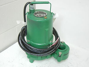 Hydromatic Spd100mh4 New Submersible Sump effluent sewage Pump 1hp 3ph Spd100mh4