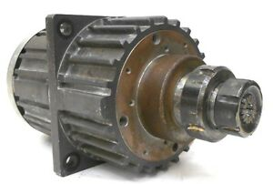 Cms Brembana Spindle Motor For Stone Cutting Cnc Machine Type 3349 9000rpm