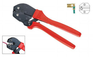 Terminal Crimper For Non insulated Flag Type Terminal