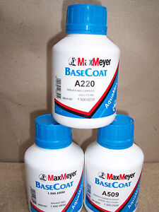 Max Meyer Tinter A754 05 Litre Bottle Waterbased Paint Made By Ppg