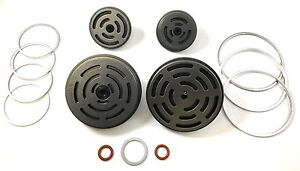 Z656 Champion Valve Set With Gaskets Air Compressor Parts R40 R40a New
