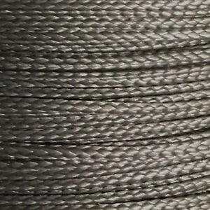 1.7mm 400lb made with Kevlar BLACK Braid Speargun Band Constrictor Cord 30ft $13.99