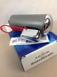 2004 2006 Ford F 150 Console Automatic Shifter Chrome Handle W Button Oem New